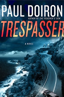 Click cover to read about  Trespasser