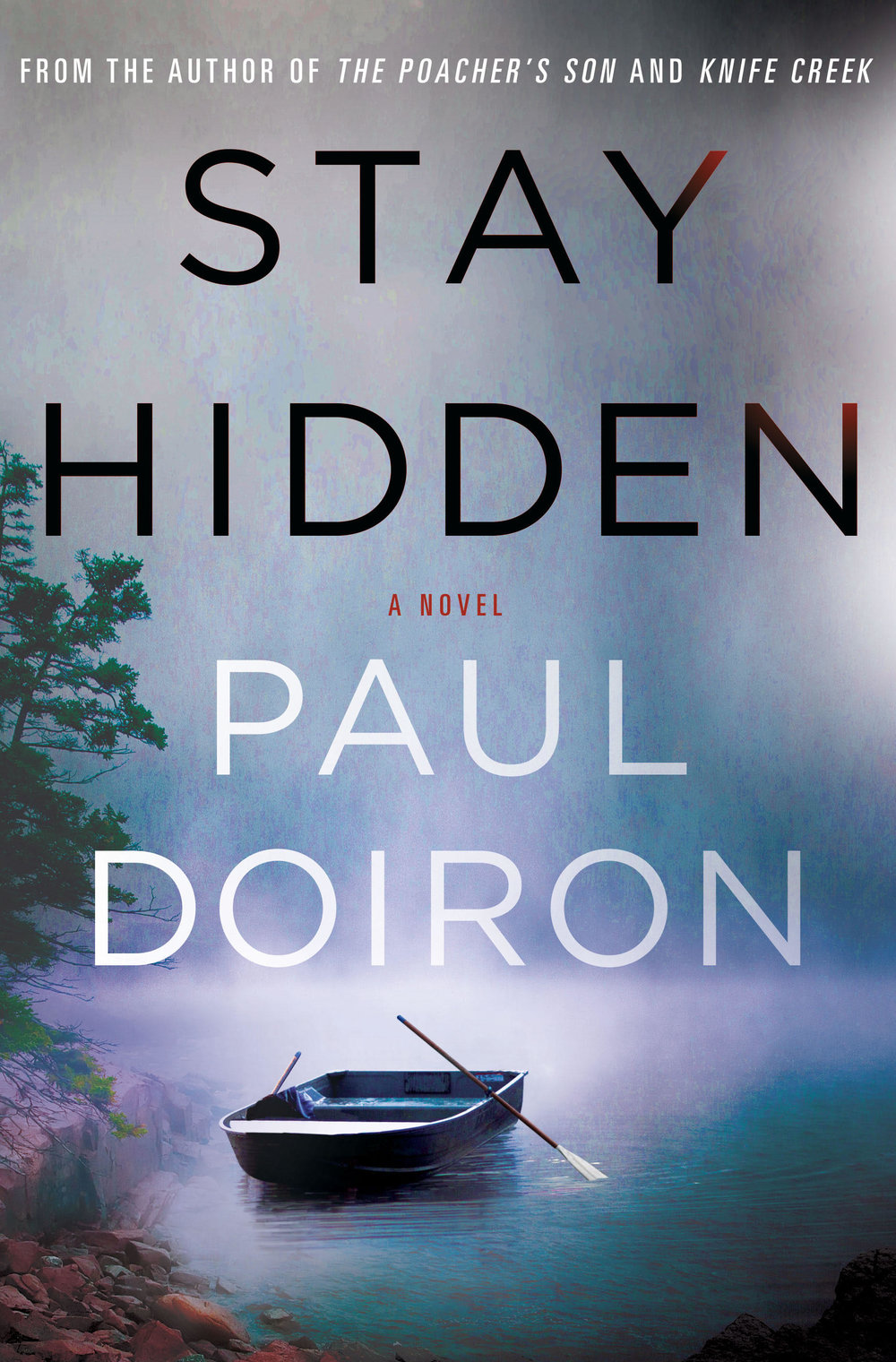 Click cover to read about  Stay Hidden