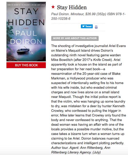 Fiction_Book_Review__Stay_Hidden_by_Paul_Doiron__Minotaur___26_99__352p__ISBN_978-1-250-10238-6.jpg