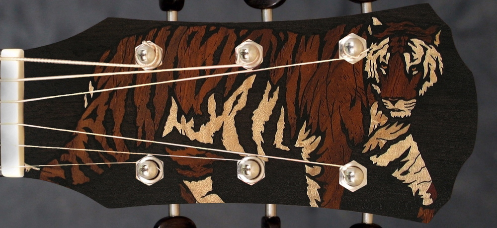 TIGER HEADSTOCK