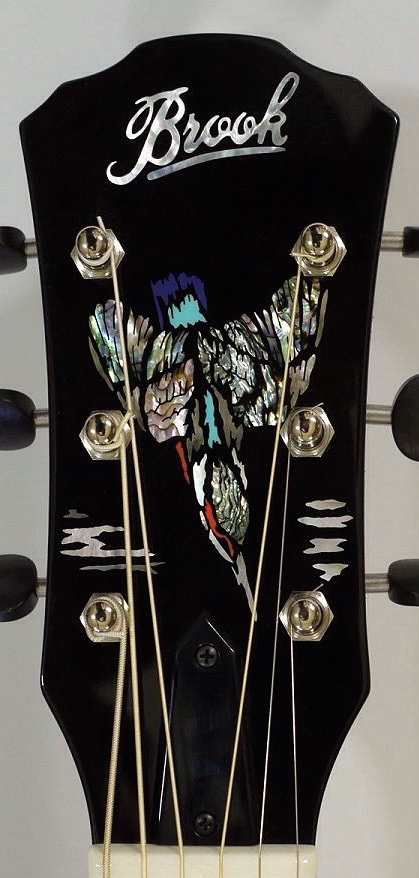 KINGFISHER HEADSTOCK