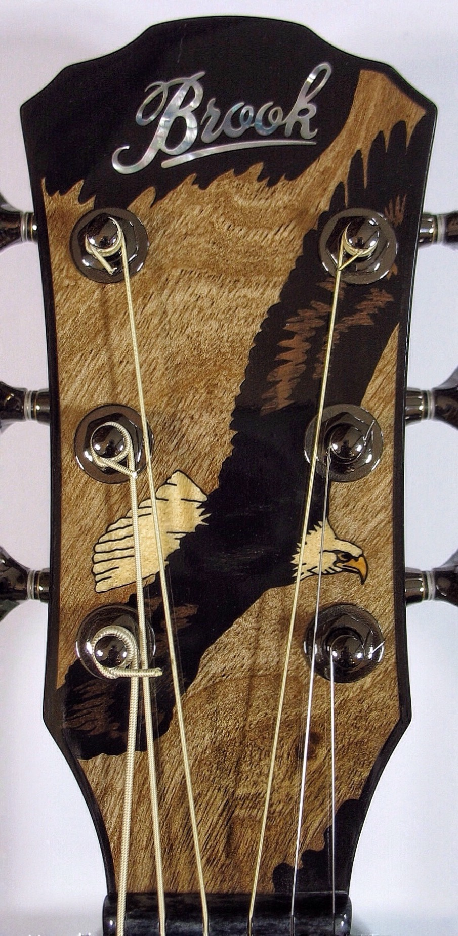 BALD EAGLE HEADSTOCK