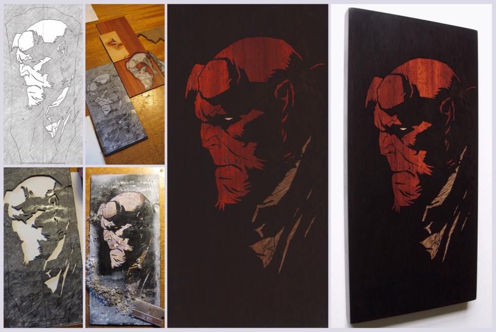 Hellboy blog