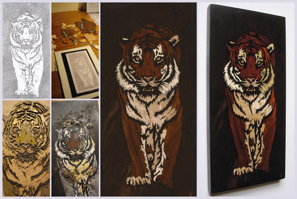 Tiger Strolling page