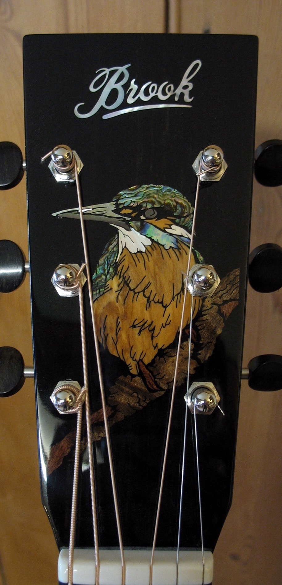 KINGFISHER HEADSTOCK June 2016