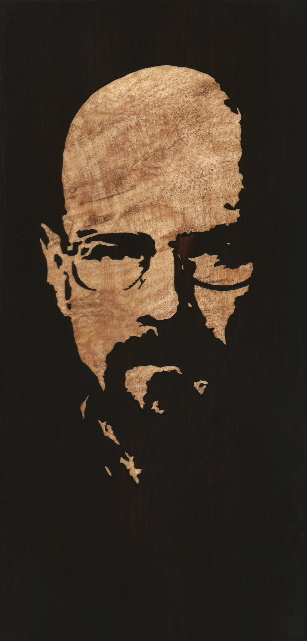 HEISENBERG INLAY