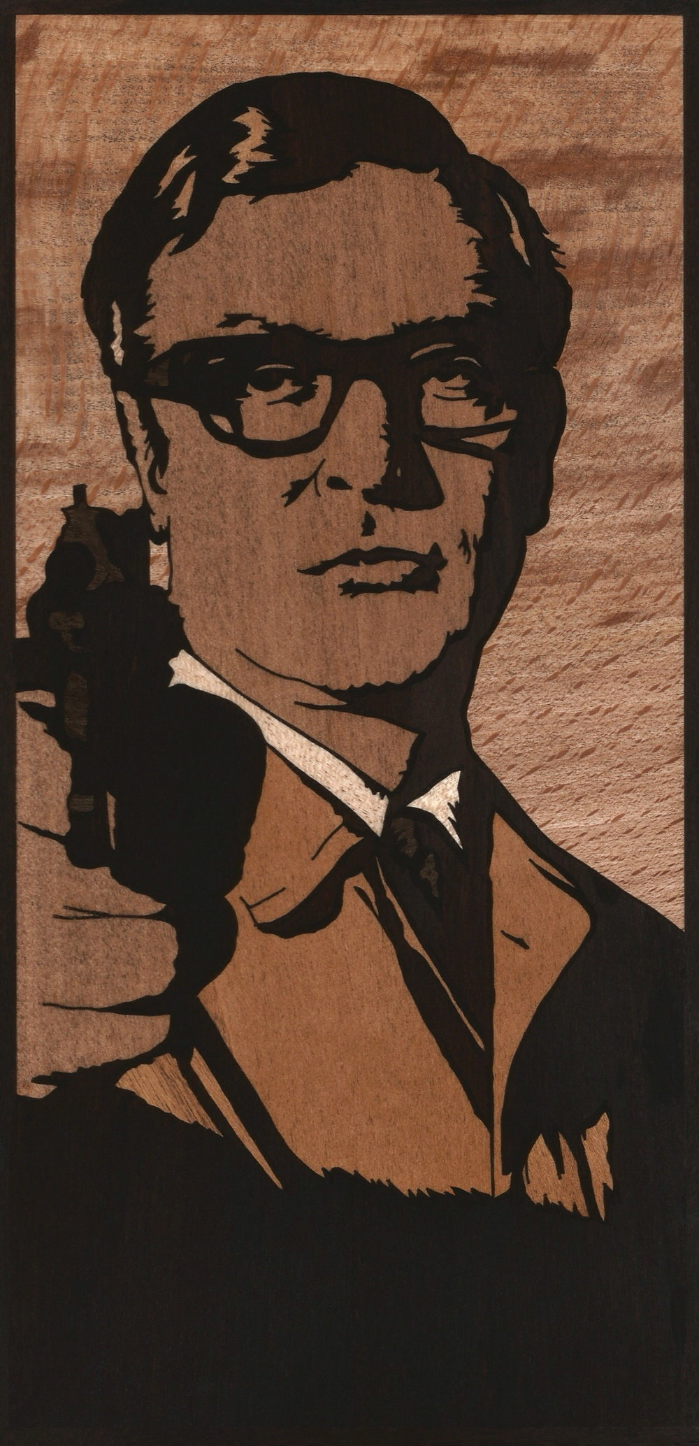 MICHAEL CAINE INLAY