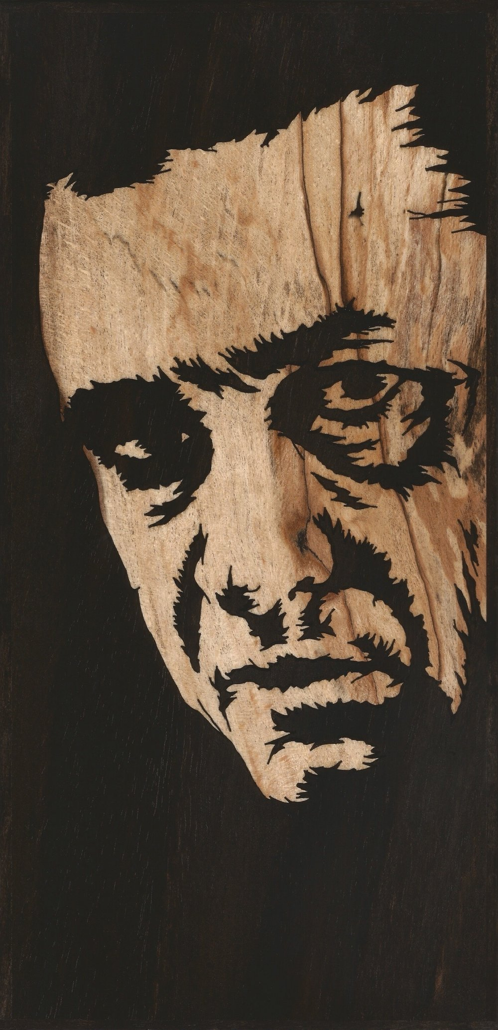 JOHNNY CASH 2 INLAY