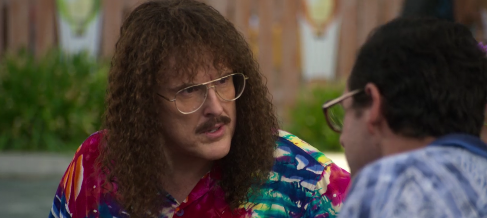 Aw man, they dragged Weird Al into this?