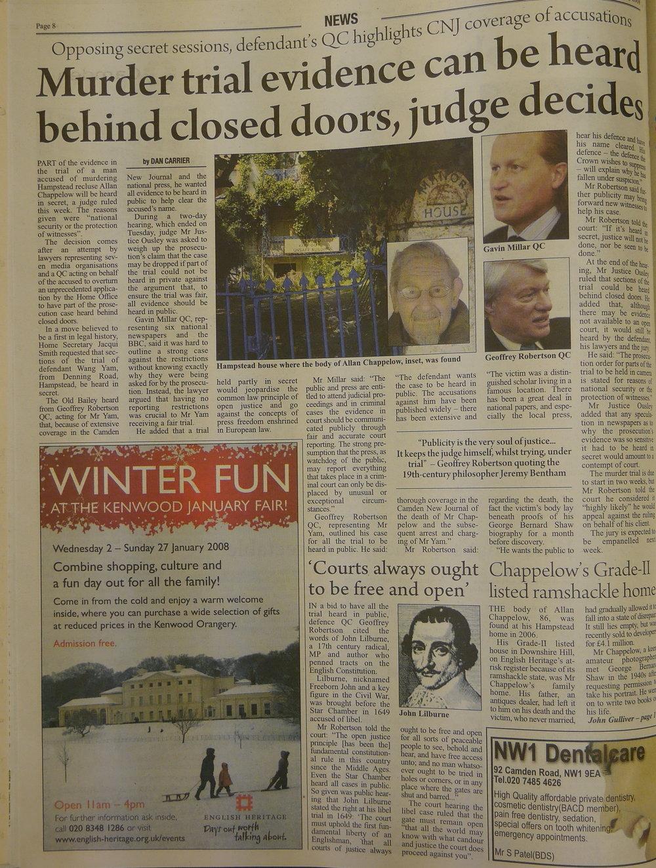 CNJ 17 Jan 2008