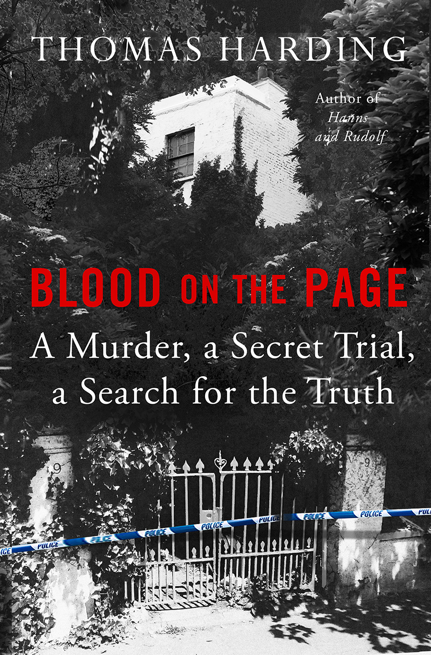 Book — Blood on the Page