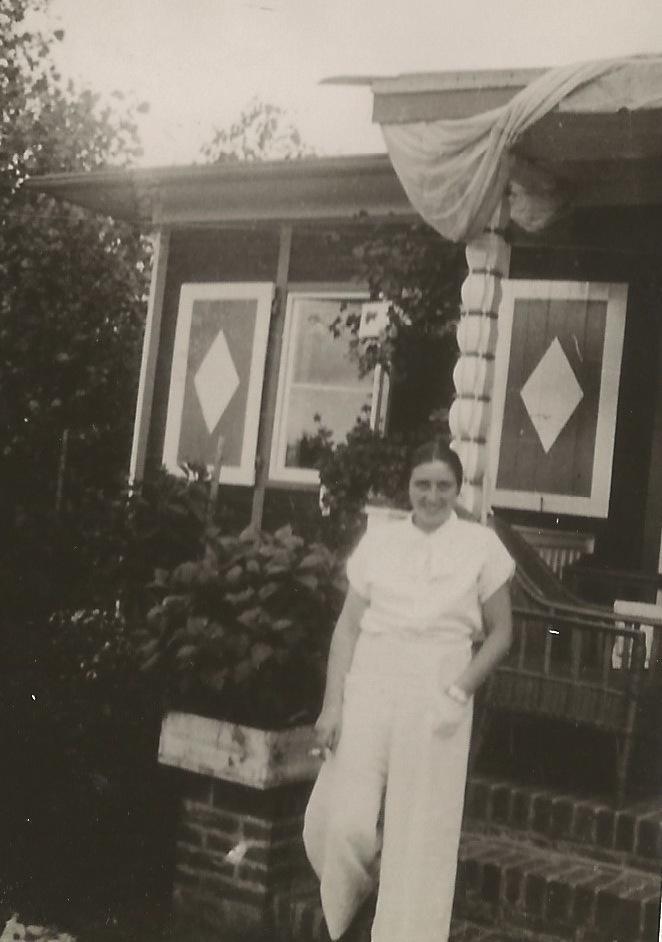 Elsie Alexander 1933