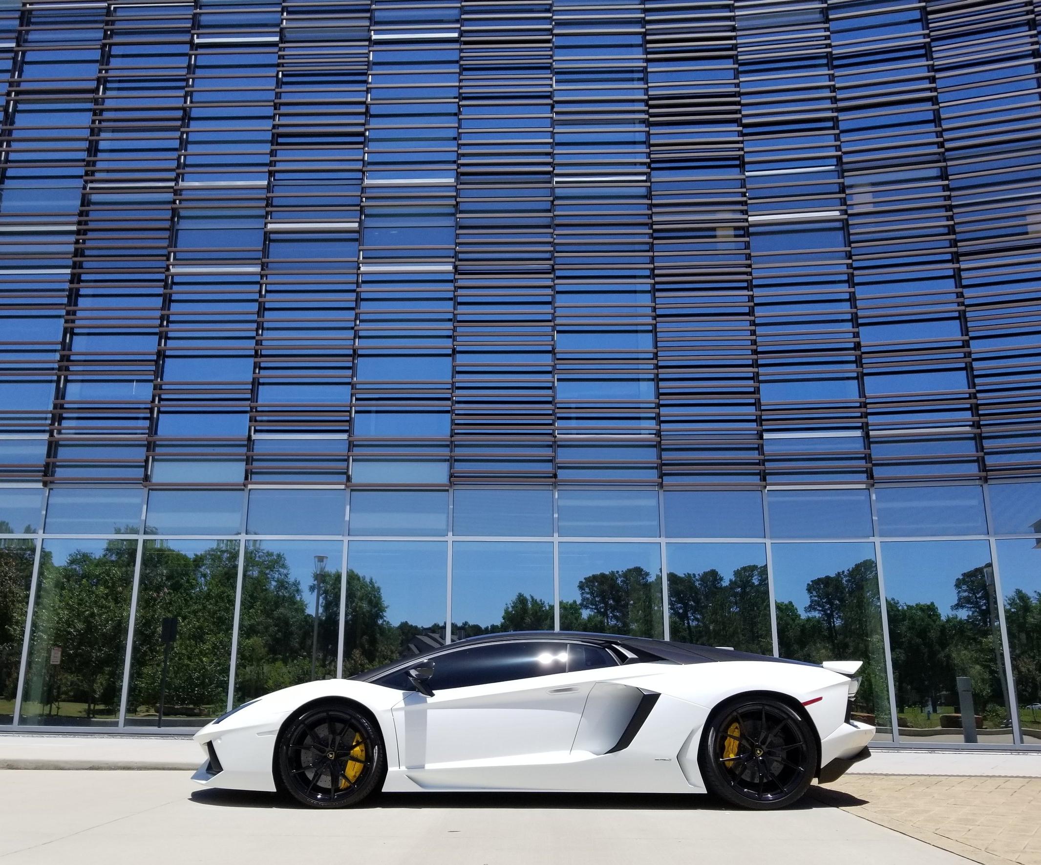 Rent A Lamborghini Aventador In Houston