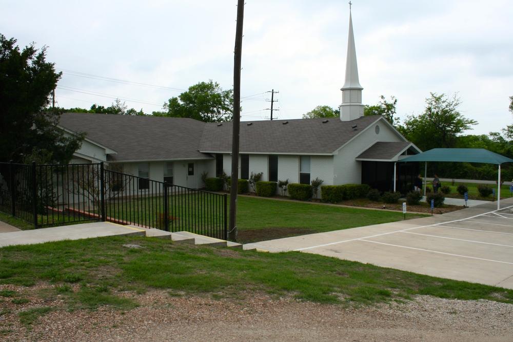 Immanuel Lutheran Church, Fairview, Texas