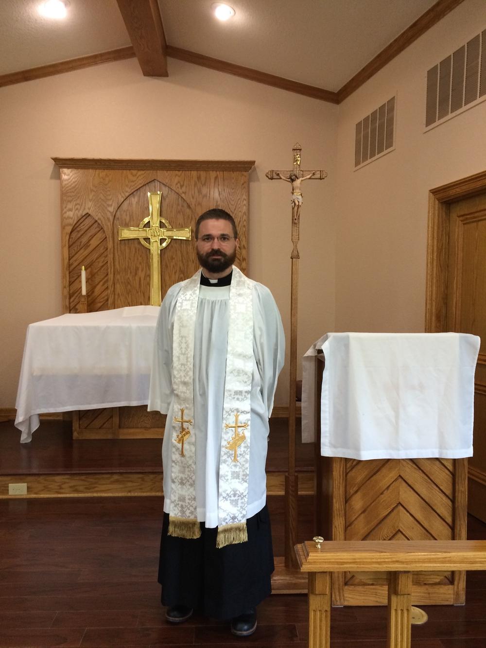 At Immanuel Lutheran Church
