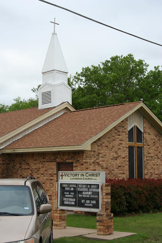Victory in Christ Lutheran Church, Newark, Texas