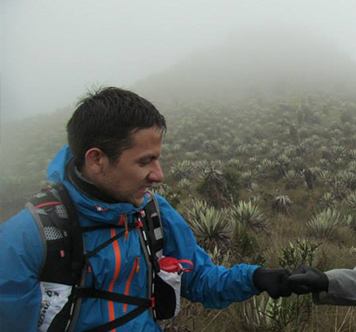 Nicolas R. Melo   Curator / Bogotá, Colombia   Website