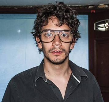 Pablo Gómez   Artist / Bogotá, Colombia   Website