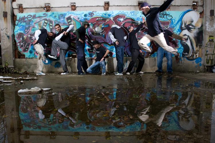 Sleepwalkingz Crew 2007