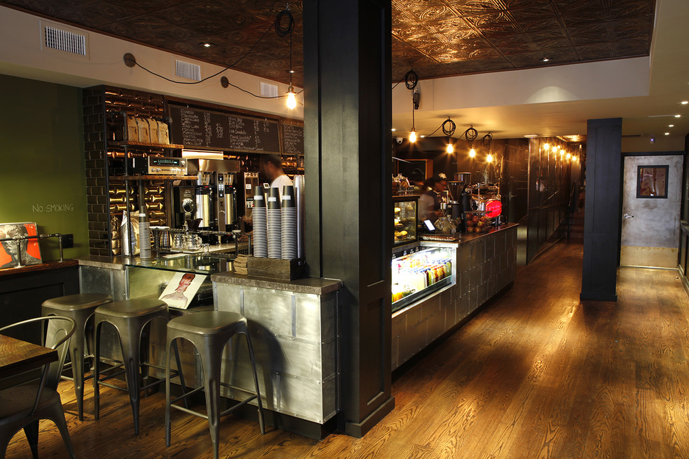 GROUND CENTRAL COFFEE COMPANY NYC
