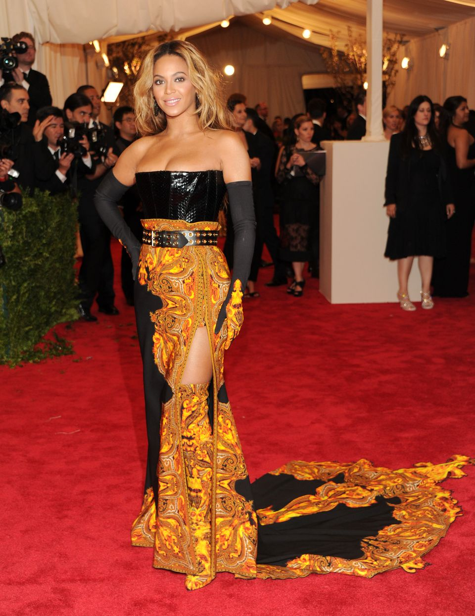 Beyonce  Givenchy 2013