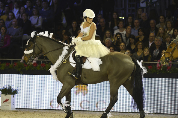 Jessica Springsteen - Gucci Paris Masters 2013