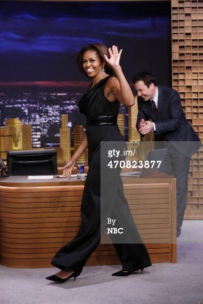 St. John  The Tonight Show, New York, NY - January 20, 2014
