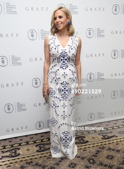 Tory Burch - Sloan Kettering Spring Ball 2014 - Christy Rilling Studio for Tory Burch