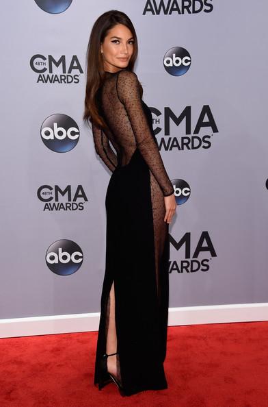 Lily+Aldridge+Arrivals+48th+Annual+CMA+Awards+rwsjyvlGYhZl.jpg