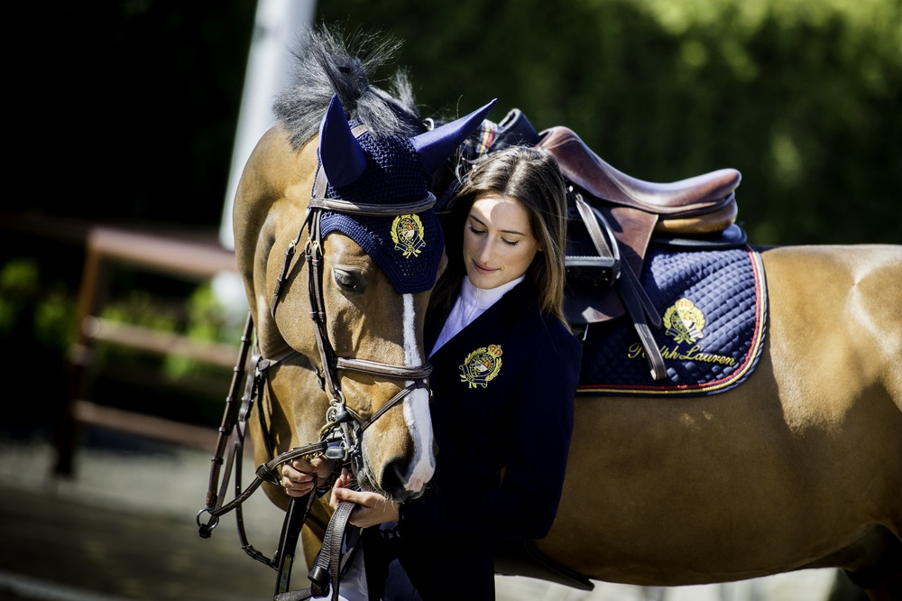 Jessica Springsteen 2016 - Christy Rilling Studio for Ralph Lauren