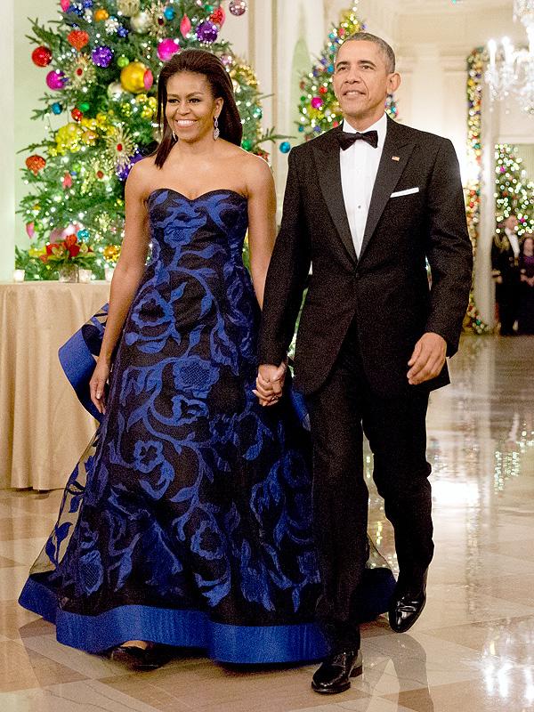 Oscar de la Renta  Kennedy Center Honors, Washington DC - December 6, 2015