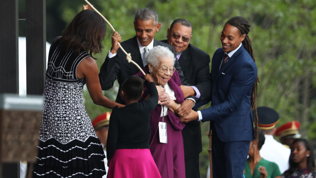 Alaia National Museum of African American History Opening - September 24, 2016