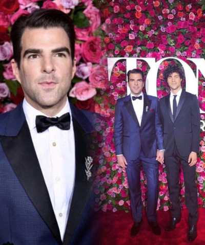 Zachary Quinto - Tony Awards