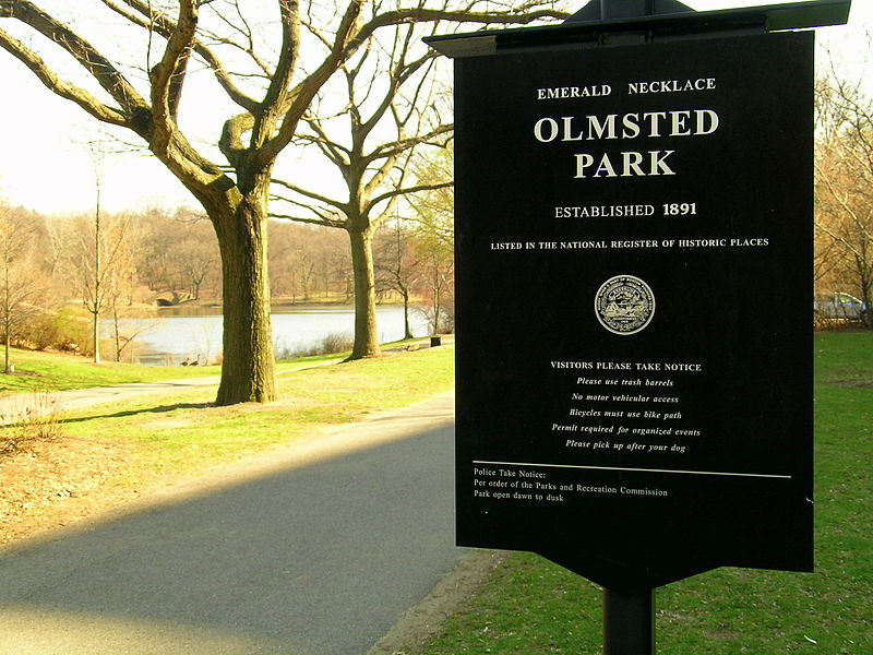 Olmstead Park