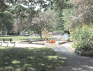 Emerson Garden Playground