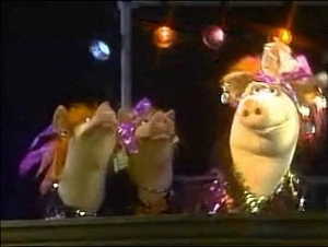 The Three Little Pigs Take Over the Net! — Puppet Showplace Theater