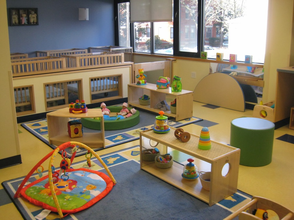 Wall Design For Kindergarten Classroom ~ New early childhood education center opens in brookline