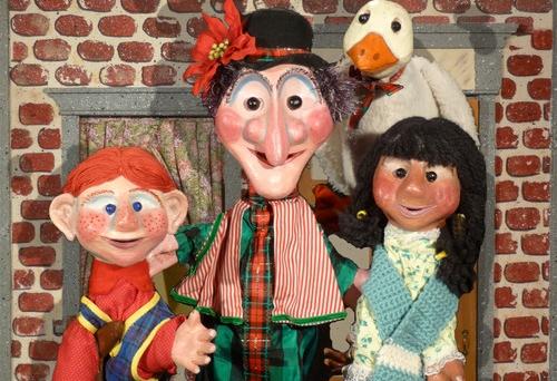 Crabgrass Puppet Theatre