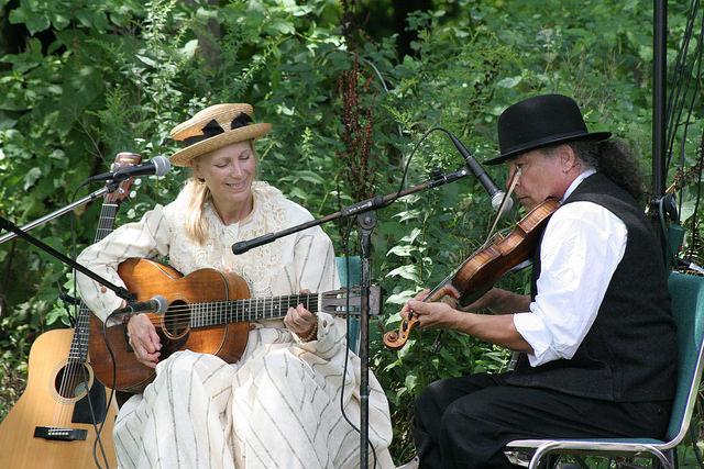 Carol Mandigo and John Potocnik