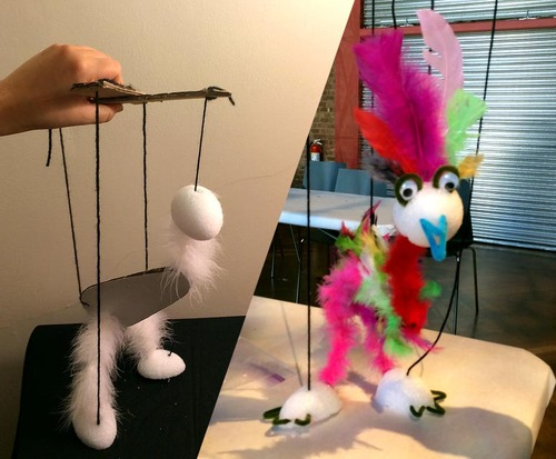 Youth Puppetry Workshops