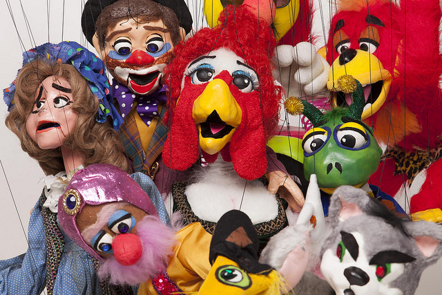 The Wayne Martin Puppets