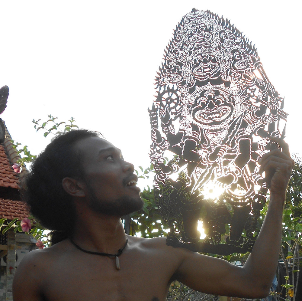Shadows Beyond Borders: An Interdisciplinary Introduction to Balinese Puppetry, Mon Apr 11 at 6:30 to 8:30pm