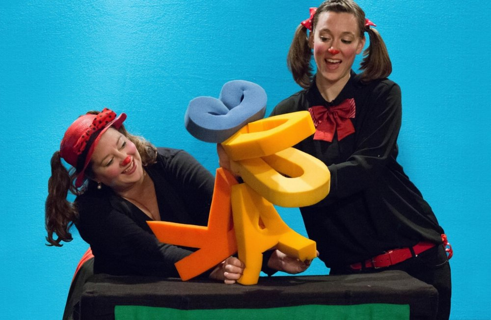 Word Play   Recommended for ages 3+   Clown around with the alphabet in this fun and interactive show!  Learn More