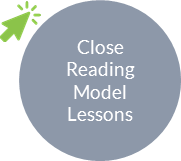 Close reading model lessons