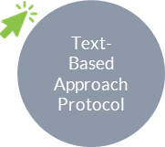 Text based approach protocol