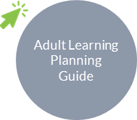 Adult learning planning guide