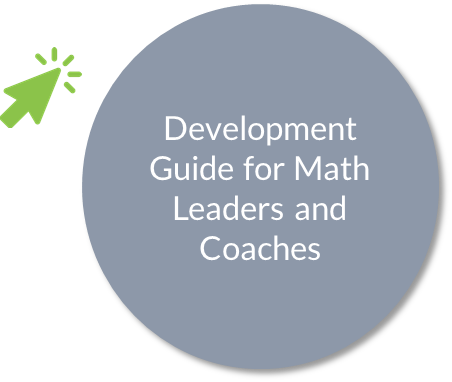 Development guide for math leaders and coaches