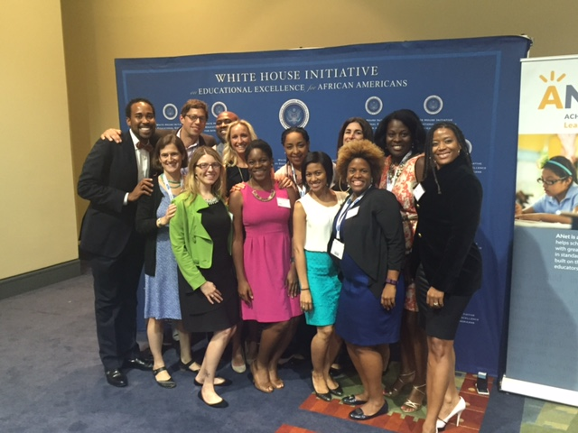 Members of the outstanding ANet District of Columbia team.