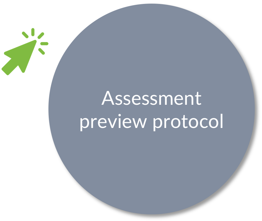 assessment preview protocol