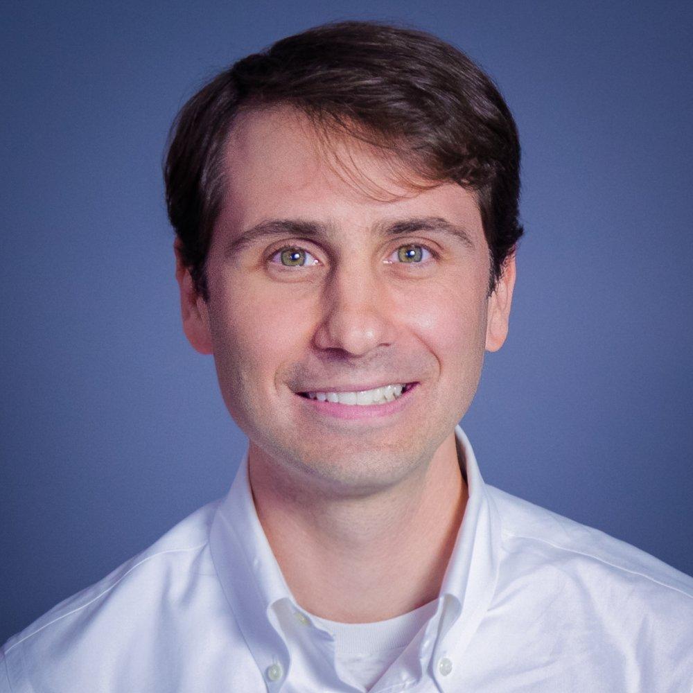 Carter Romansky, chief business development officer